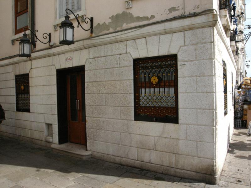 Le Harry's Bar à Venise