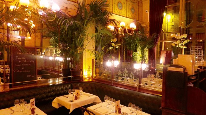 Restaurant Le Grand Colbert à Paris