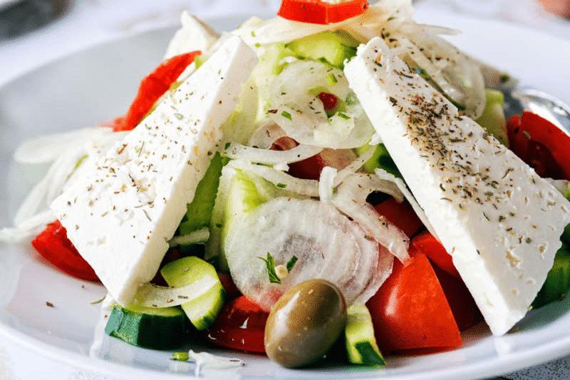 Salade grecque horiataki