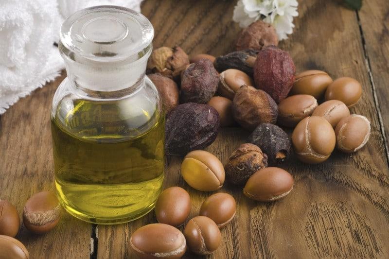 Fruits de l'arganier et huile d'argane