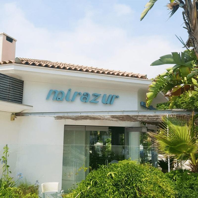 Restaurant Le Mirazur à Menton