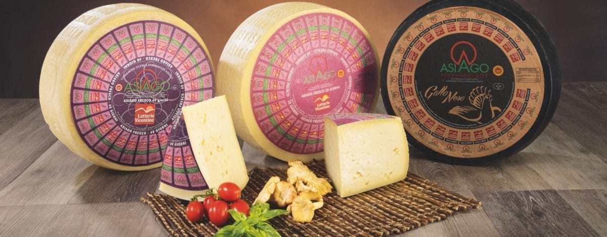 Fromages Asiago