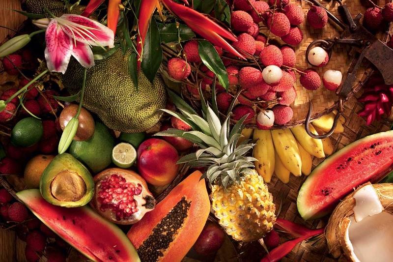 Fruits de Guadeloupe