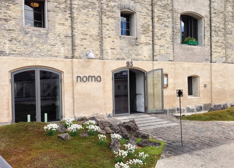 Restaurant Noma à Copenhague