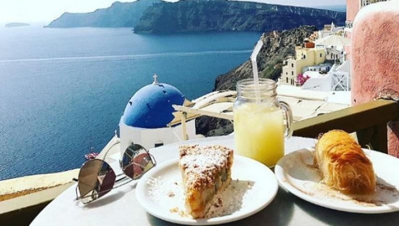 Desserts et pâtisseries grecs