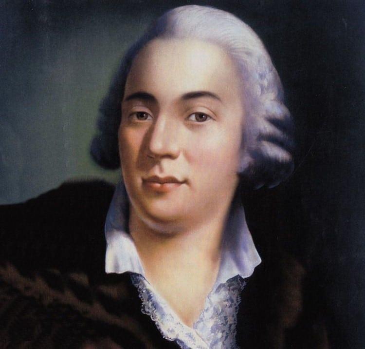 Giovanni Casanova de Seingalt