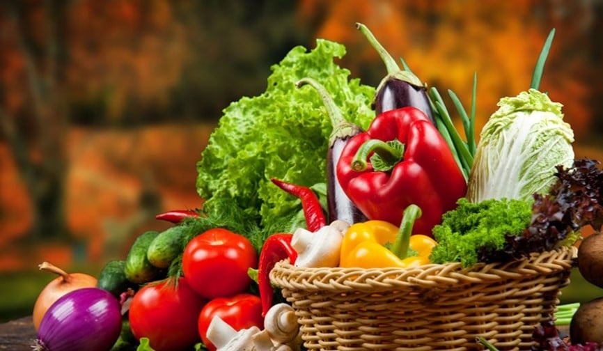 Légumes grecs