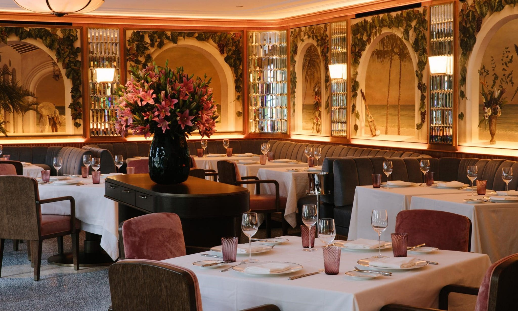Le restaurant Per Se de Thomas Keller à New York
