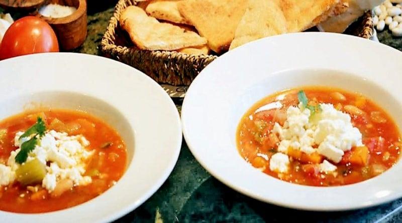 Soupes grecques