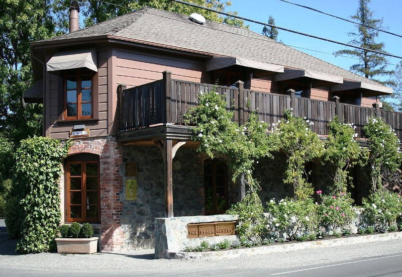 The French Laundry à Yountville, Californie