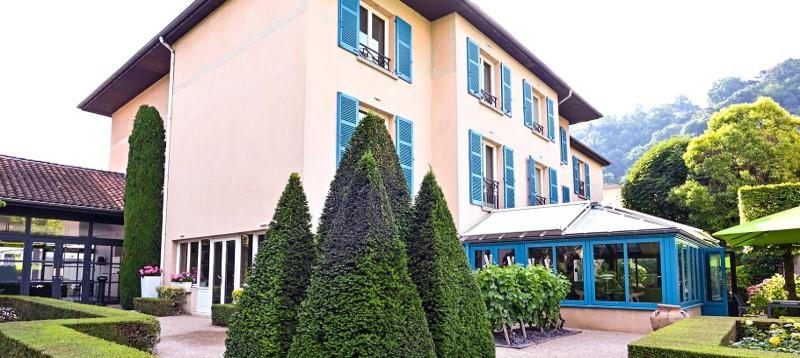Hôtel-restaurant La Pyramide à Vienne