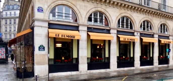 Café-restaurant Le Fumoir