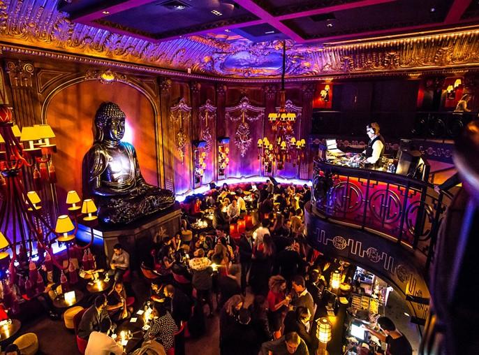 Buddha-bar à Paris