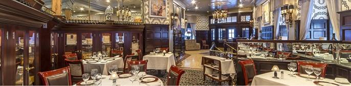Restaurant Delmonicos's, 56 Beaver Street à New York