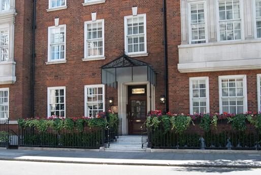 Restaurant Le Gavroche, Upper Brook Street à Mayfair à Londres