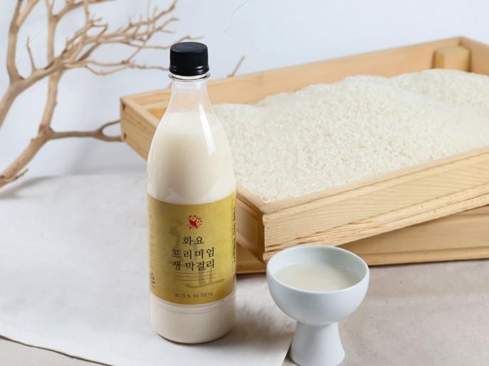 Makgeolli, alcool de riz coréen