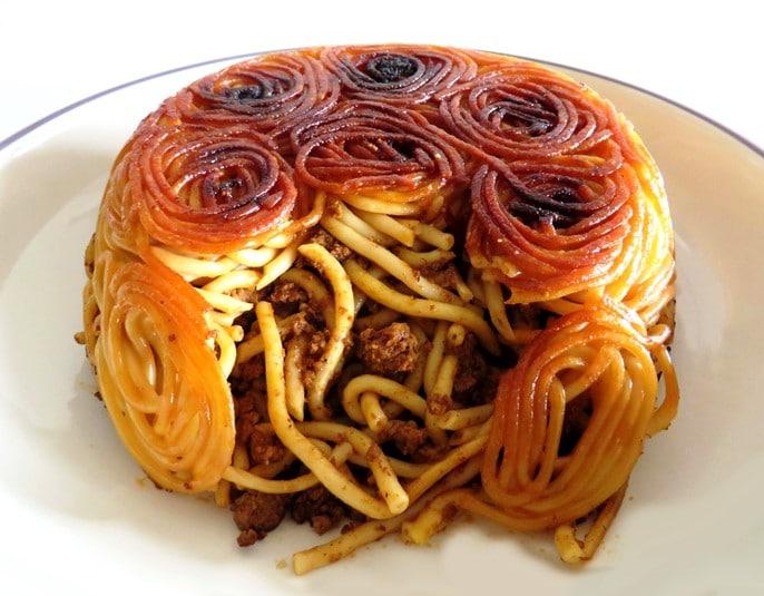 Macaronis Hamin