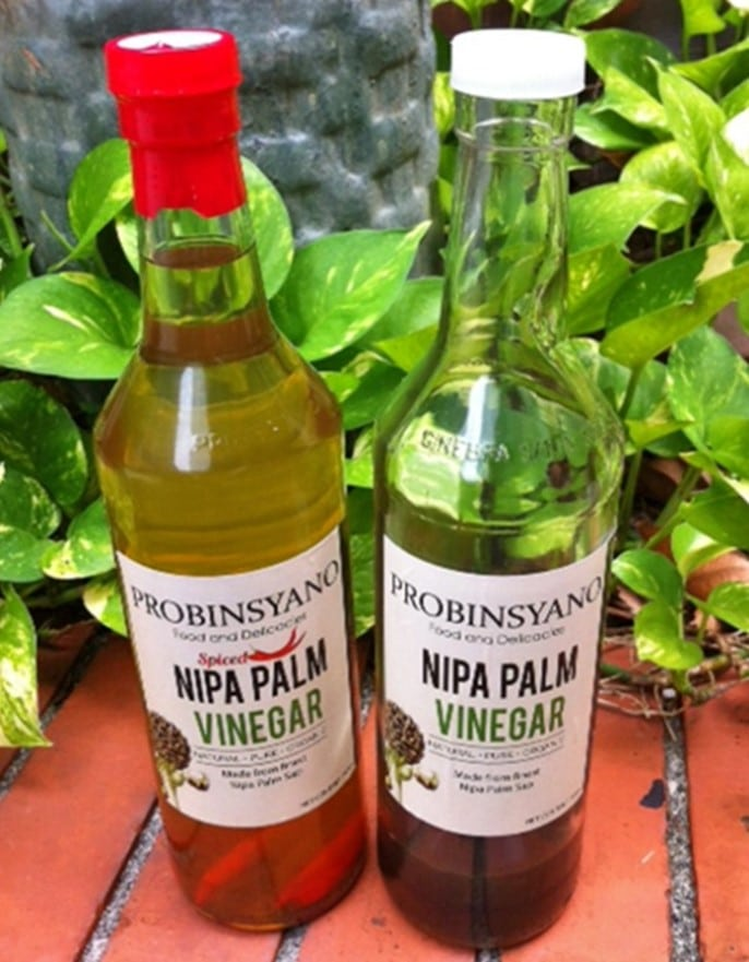 Vinaigre de palme Nipa