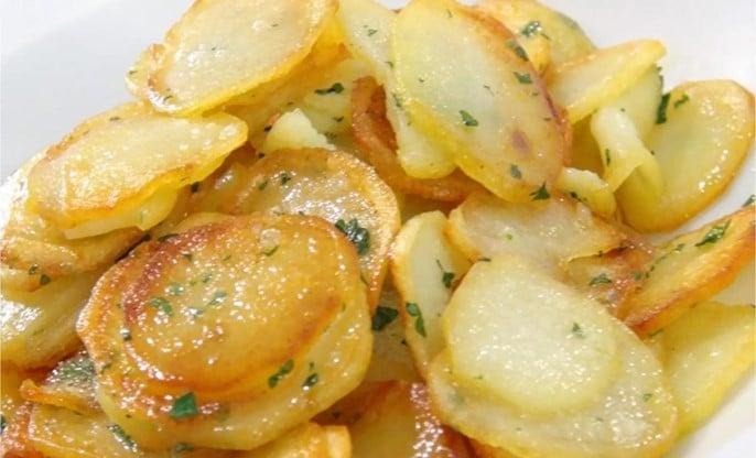 Pommes de terre sautées à cru