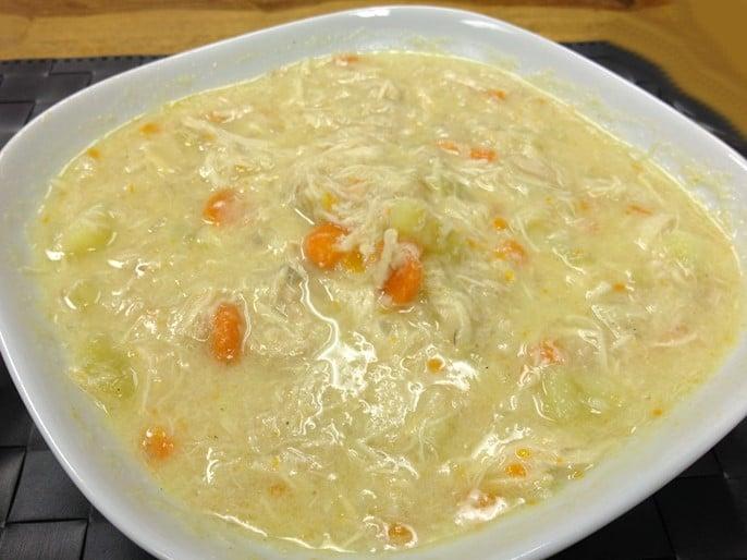 Soupe Jenny Lind
